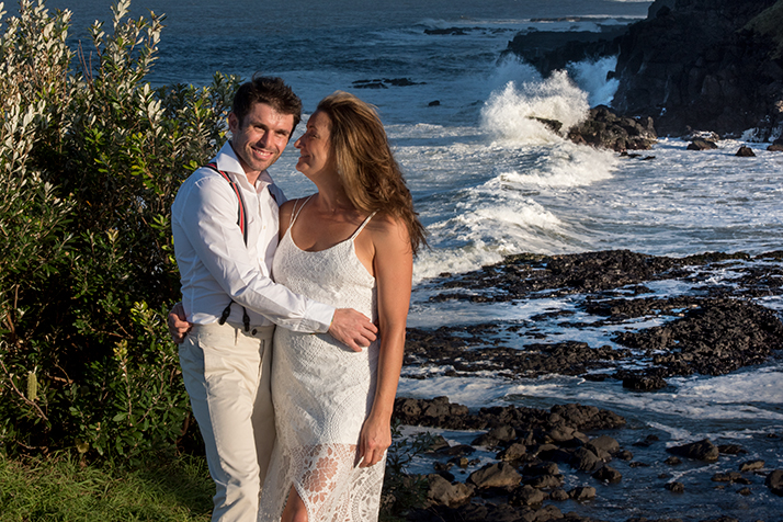The most popular Byron Bay Wedding Photographer