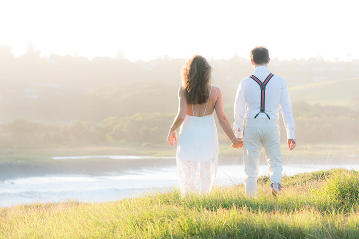 The best Byron Bay Wedding Photographer