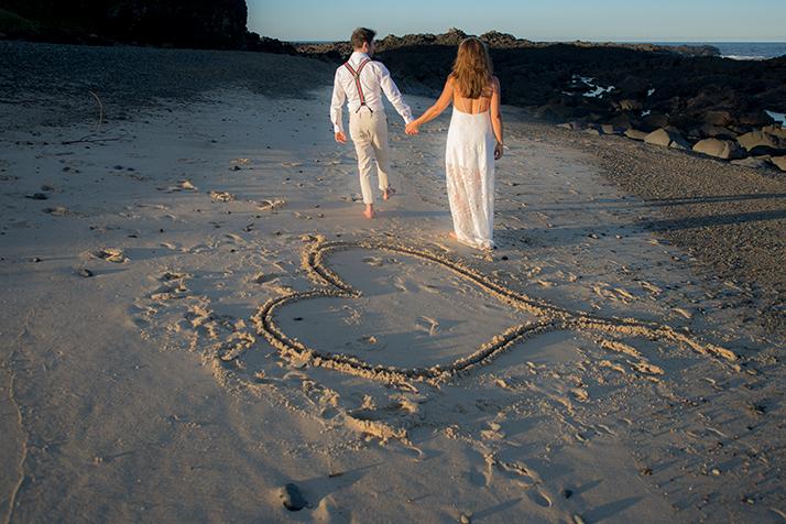 Byron Bay quirky Wedding Photos