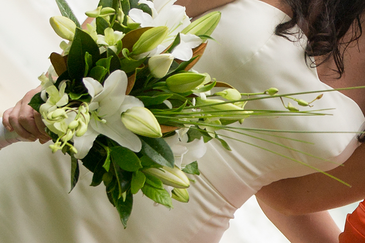 Byron Bay Wedding Flowers