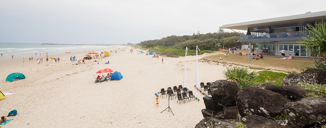 Byron Bay Beach Wedding Locations